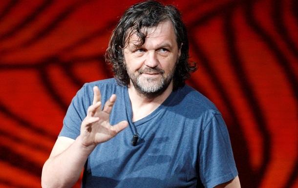 В Киеве отменили концерт с участием Кустурицы