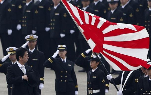 Япония готова участвовать в военных миссиях за рубежом
