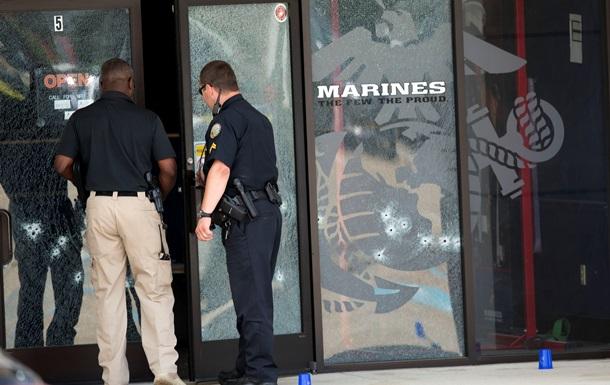 В США застрелили четверых морских пехотинцев