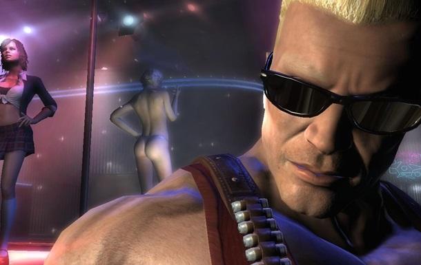 Культовый Duke Nukem может получить продолжение