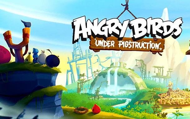 Angry Birds 2: опубликованы официальный тизер и дата выхода