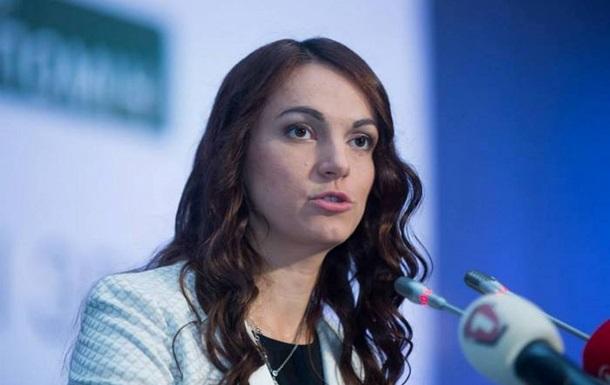 Самопомощь  отзывает Гопко с должности главы комитета по иностранным делам