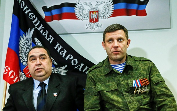 Сепаратисты назвали условия отвода бронетехники от линии соприкосновения