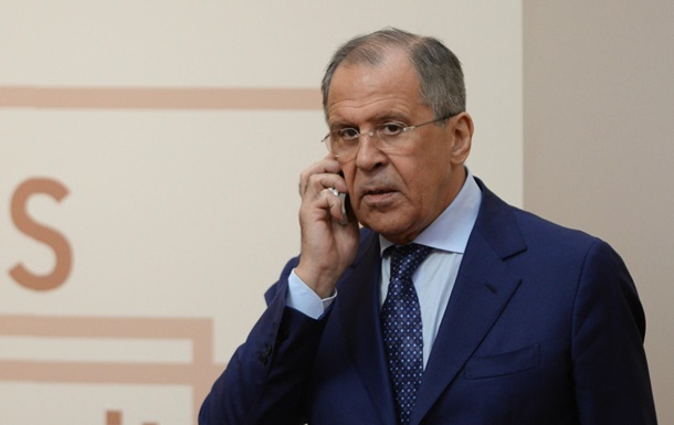 Лавров с Керри и Штайнмайером обсудил ситуацию в Украине