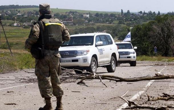 В Широкино не нарушается режим прекращения огня - ОБСЕ
