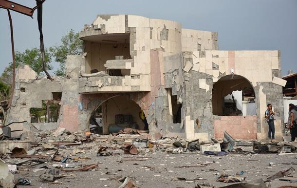 В результате бомбардировки в Йемене погибли 43 человека