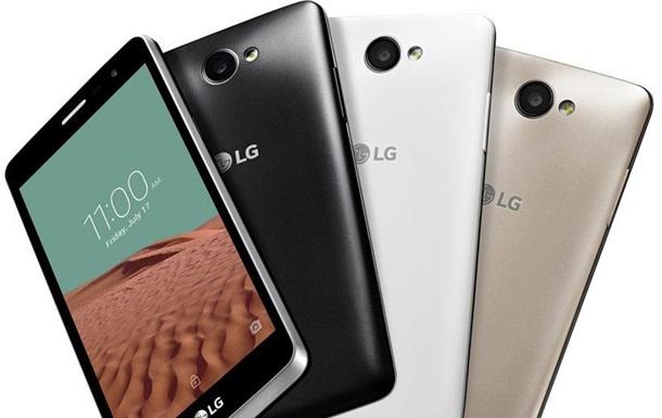LG представила бюджетный смартфон Bello 2