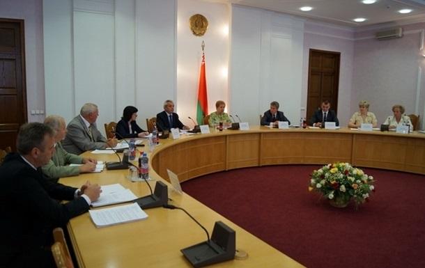 Число кандидатов в президенты Беларуси сократилось до восьми