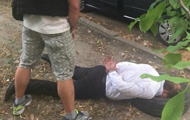 СБУ задержала прокурора из Киевской области по подозрению в наркоторговле