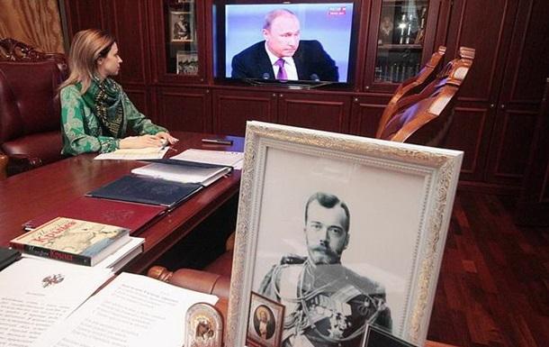 Зачем Поклонская и Лавров выступили с  имперскими  заявлениями одновременно?