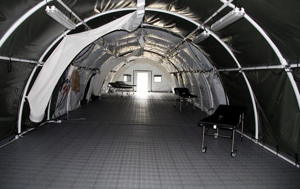 Канада передала ВСУ мобильный военный госпиталь