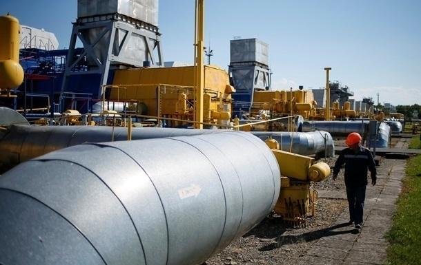 Украина увеличила реверс газа из Словакии