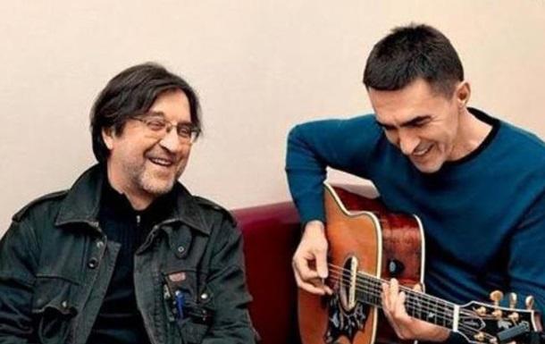 Российские музыканты Бутусов и Шевчук записали песню на украинском языке