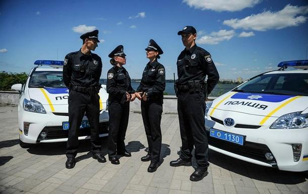На прошлой неделе уволили четверых киевских патрульных