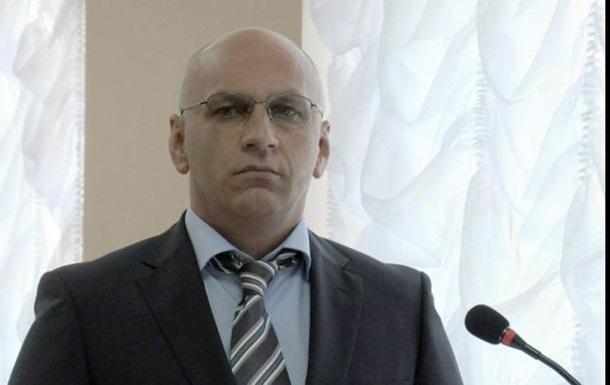 Гелетея отстранили от должности руководителя СБУ Закарпатской области