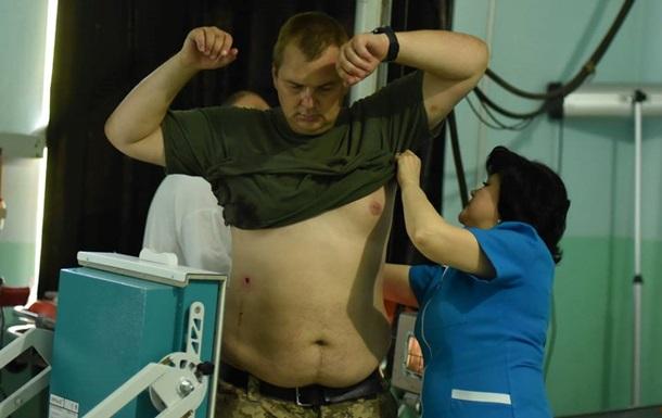В Счастье ранен экс-министр спорта Булатов