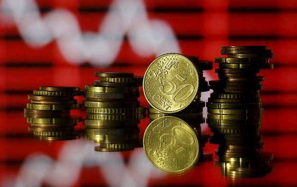 Задолженность стран еврозоны достигла 92,9% от ВВП