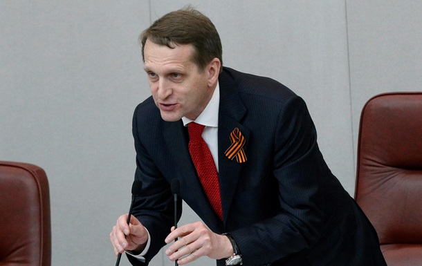 Спикер Госдумы рассказал французам о  мирной аннексии  Крыма Украиной
