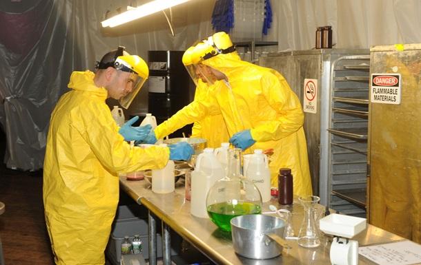 В США взорвалась лаборатория, в которой подпольно варили метамфетамин