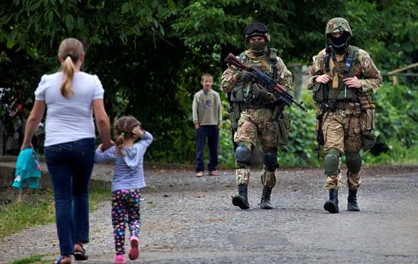 Буферная зона. В переговорах по Донбассу наметился прогресс