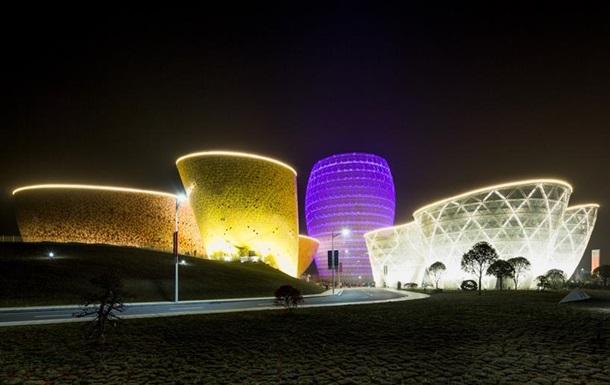 В Китае построили один из самых необычных музеев в мире