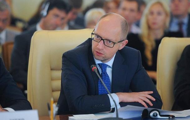 Яценюк потребовал остановить вырубку леса в Карпатах