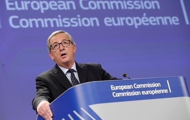 Юнкер: Выход Греции из еврозоны больше не обсуждается