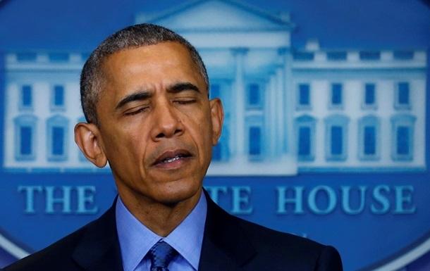 Обама назвал свое главное разочарование за время президентства