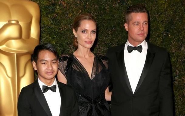 Анджелина Джоли снимет в новом фильме своего приемного сына Мэддокса