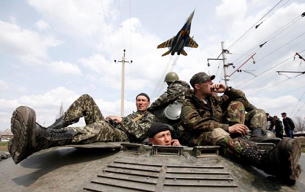 Россия пригрозила Украине трибуналом за АТО