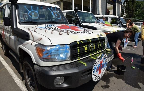 ОБСЕ ограничит свою работу в Донецке из-за давления на наблюдателей
