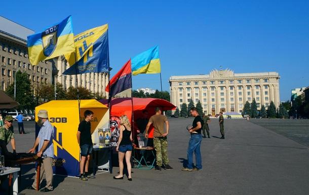 27 червня на площі Свободи у Харкові відбулася акція «Відкритий Університет»