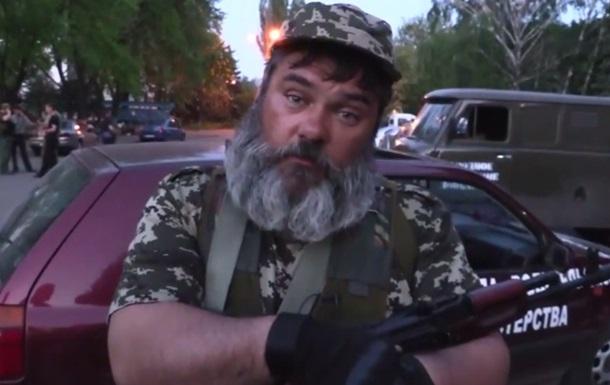 Казак Бабай заявил, что вернется на Донбасс осенью