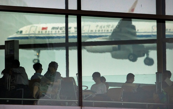 В Китае пассажир пытался поджечь самолет в полете