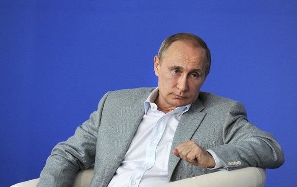 Путин посочувствовал литовцам из-за выхода из СССР и пригласил их в Россию