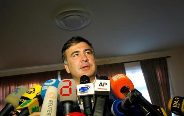 Саакашвили просит пограничников не пускать Тимати в Одессу