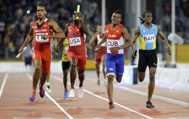 Кубинские участники Панамериканских игр сбежали в США