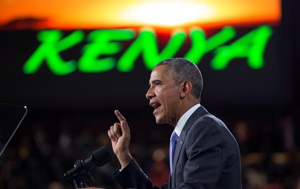Обама рассказал кенийцам, как бороться с коррупцией