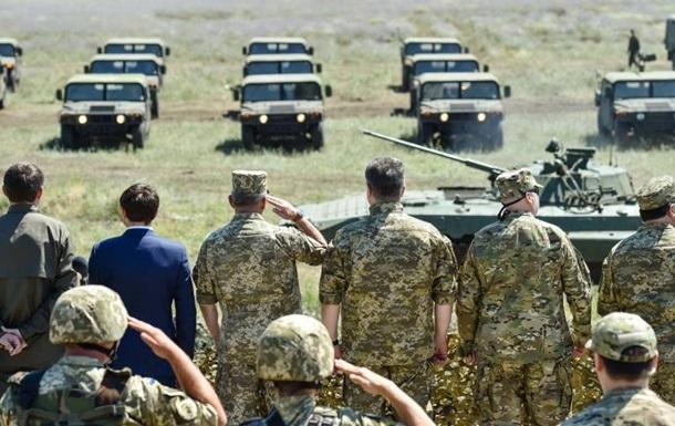 На боевое дежурство в Мариуполе заступила морская пехота