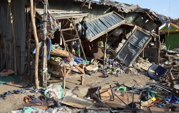 В Нигерии произошел взрыв на рынке, 16 погибших