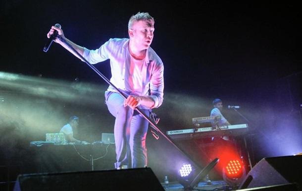 Дорн исполнил в Москве песню на украинском языке