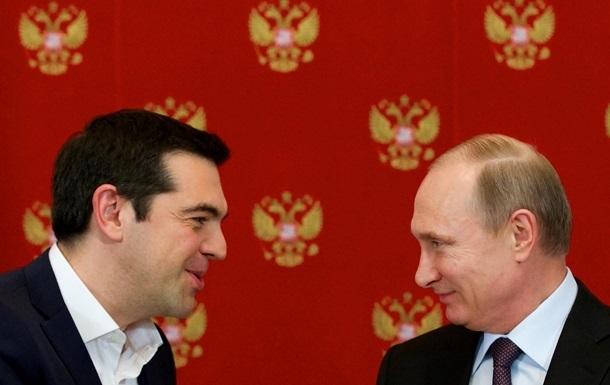 Кремль тайно поддерживал план возвращения Греции к драхме – СМИ