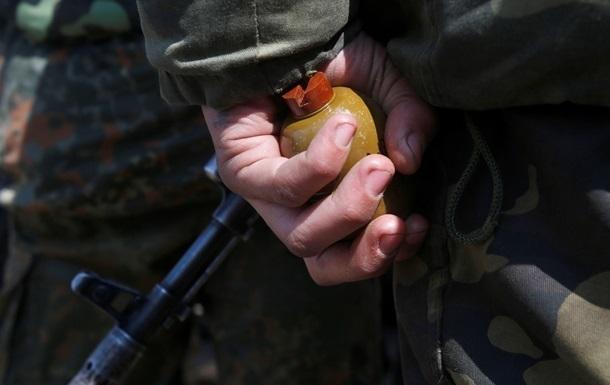Боец  Айдара  получил шесть лет за хранение гранаты
