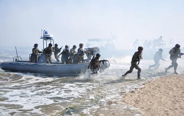 В  Донбассе  раскритиковали морпехов, прибывших в Широкино