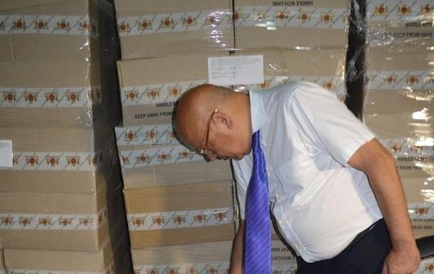 У Москаля заявили, что остановили контрабанду на Закарпатье