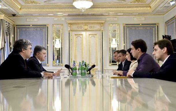Порошенко предлагает снимать кандидатов с выборов за подкуп избирателей