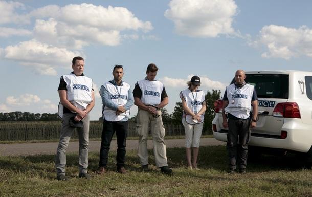 Чехия выделит миссии ОБСЕ на Донбассе почти три миллиона крон