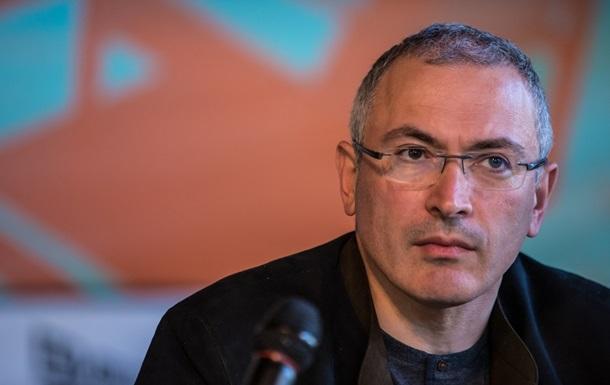 Ходорковский: Работать в Украине я не могу