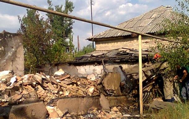 В Станице Луганской более тысячи домов остались без газа