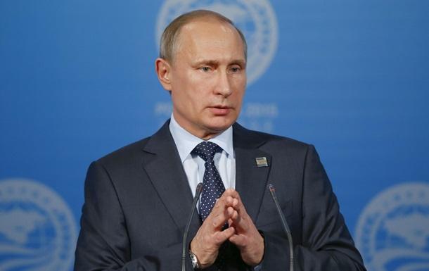 Путин выступил против трибунала по крушению Боинга